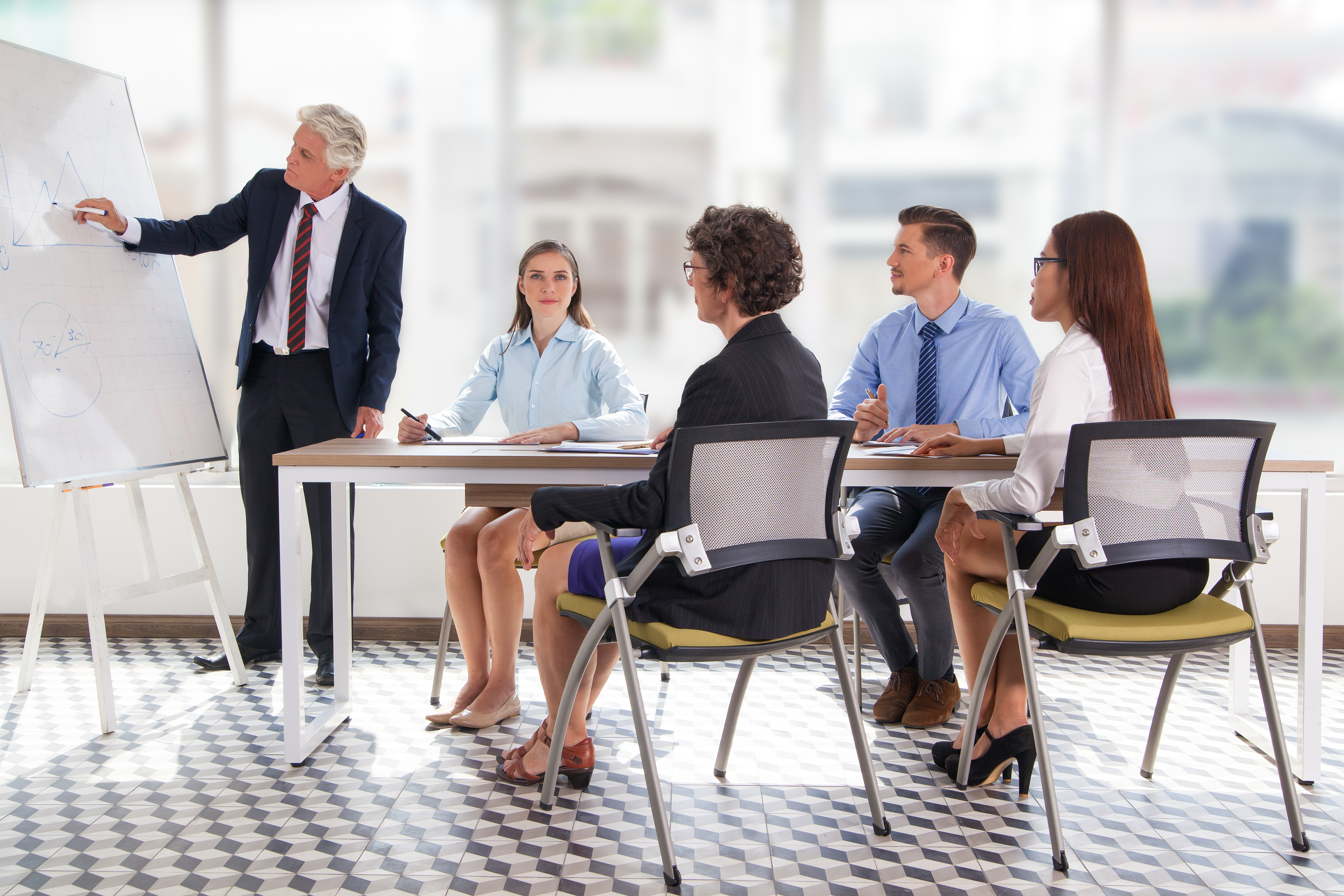 Senior Executives: facing changes at work and Covid-19, stay agile!