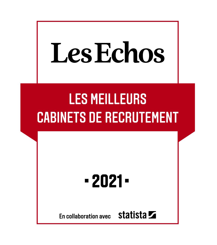 Alphée classé dans le Palmarès 2021 des meilleurs Cabinets de Recrutement